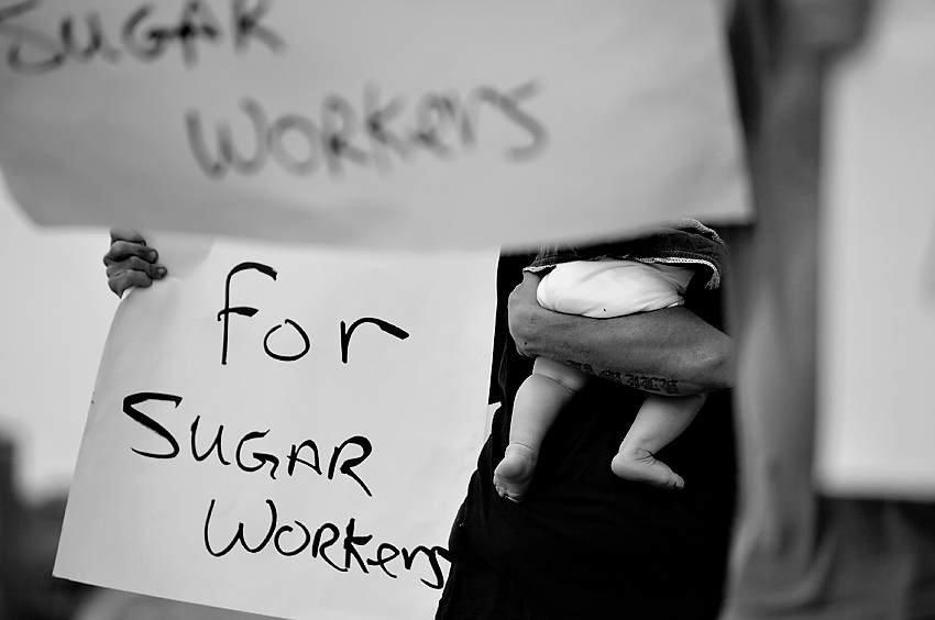 American Crystal Sugar workers locked out