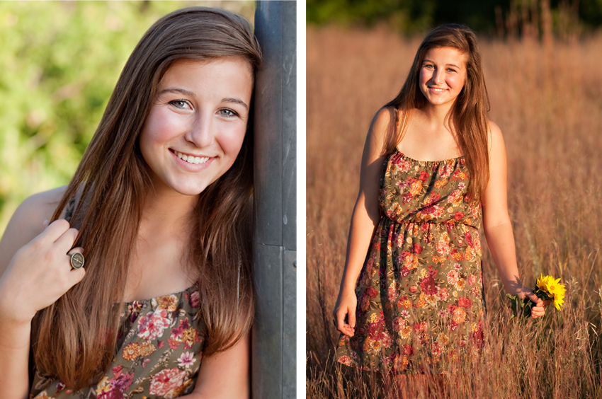 Fargo Senior Photographer