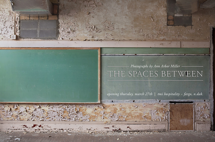 The Spaces Between: Reflecting Minnesota Relics Photographs by Ann Arbor Miller
